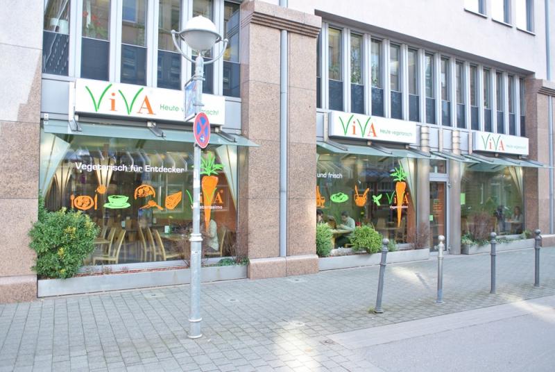 Vegetarisch Karlsruhe