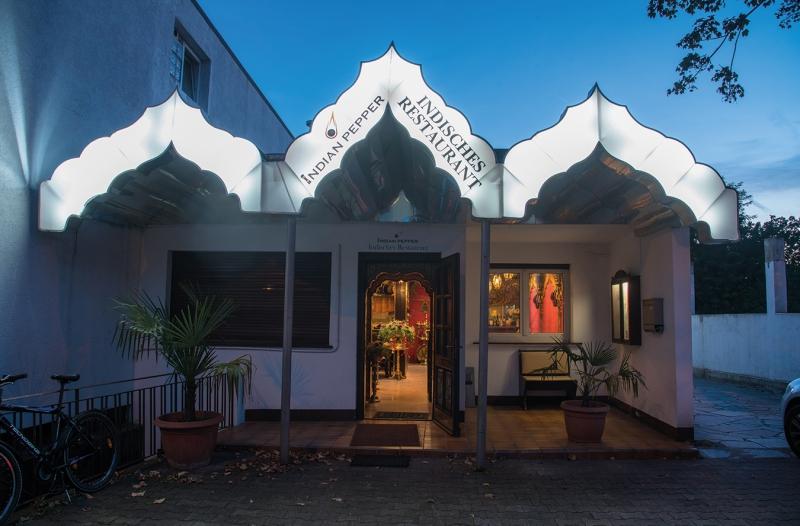 indian pepper indisches restaurant frankfurt 2018. Black Bedroom Furniture Sets. Home Design Ideas