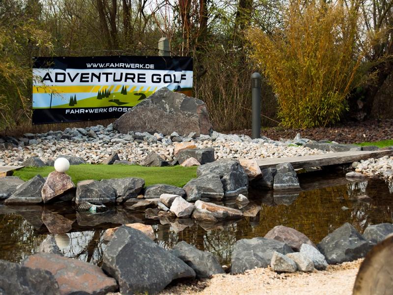 Adventure Golf Groß-Zimmern