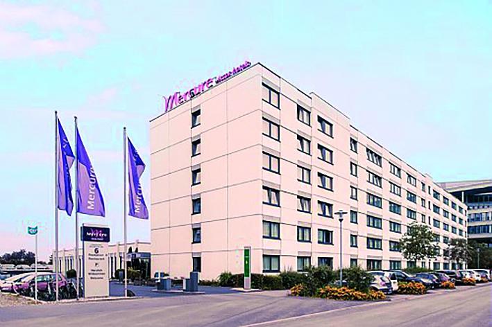 Mercure Hotel Frankfurt Eschborn Ost 187 Frankfurt 2018