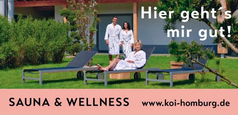 Koi bad sauna saarpfalz kreis 2018 for Koi homburg