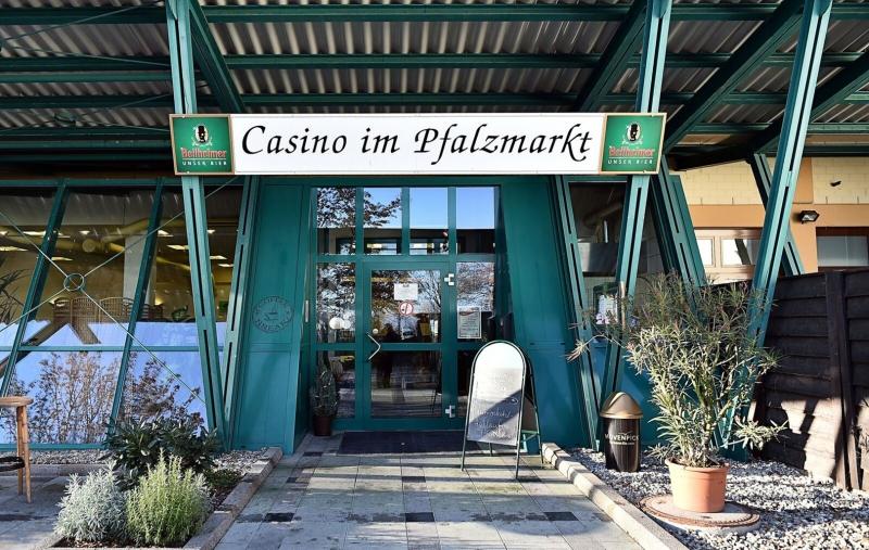 Casino Pfalzmarkt Speisekarte