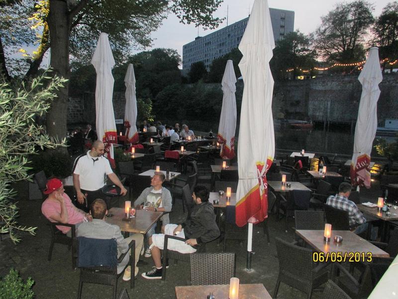 Enkelt parti Kassel 2018