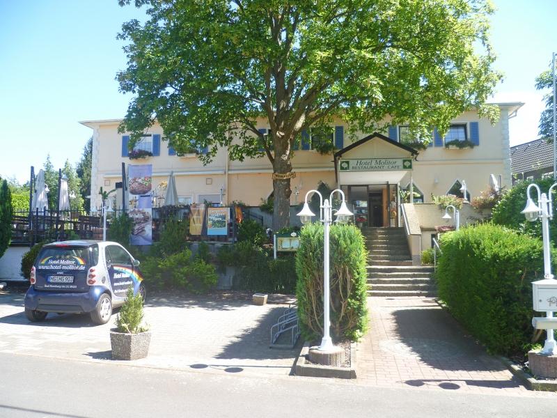 Hotel Molitor In Bad Homburg
