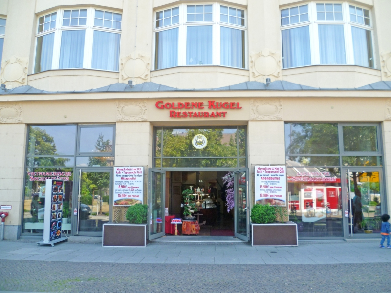 Goldene Kugel Leipzig