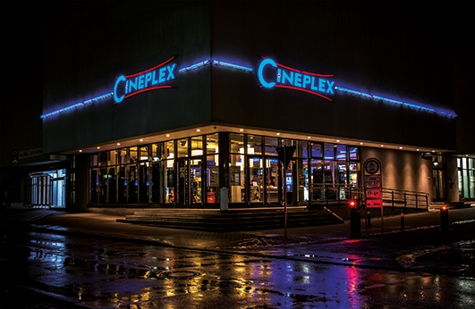 Cineplex coupon 2018
