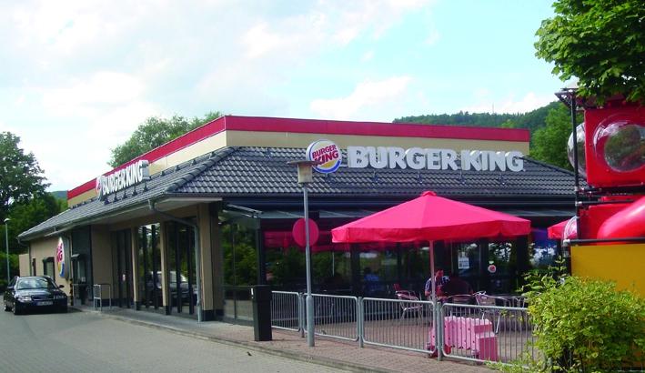 Burger King Rottweil