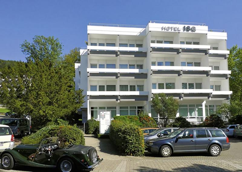 Hotel Isg Restaurant Heidelberg
