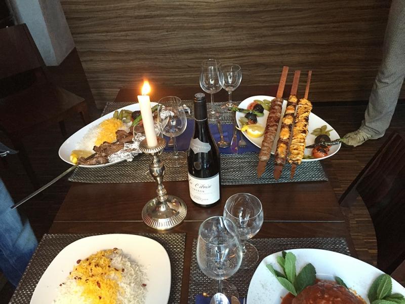 shandiz bar restaurant persische spezialit ten hannover umgebung 2018. Black Bedroom Furniture Sets. Home Design Ideas