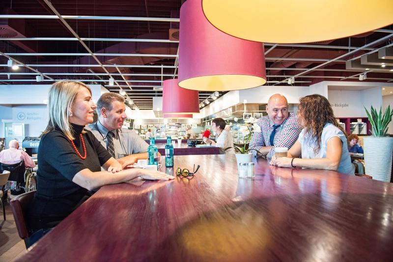 toscana restaurant im porta m belhaus bielefeld umgebung 2019. Black Bedroom Furniture Sets. Home Design Ideas